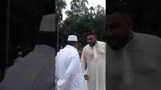Eid-ul-Azha.... 2018.. At Mullar gaw jame Mosque...