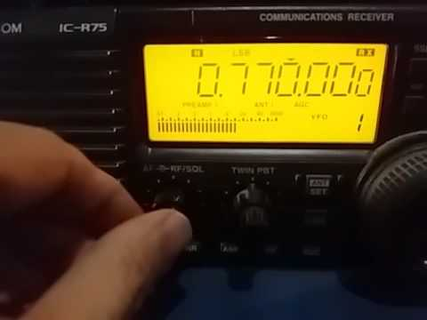 CX12 Radio Oriental, Montevideo URUGUAY - 770 kHz