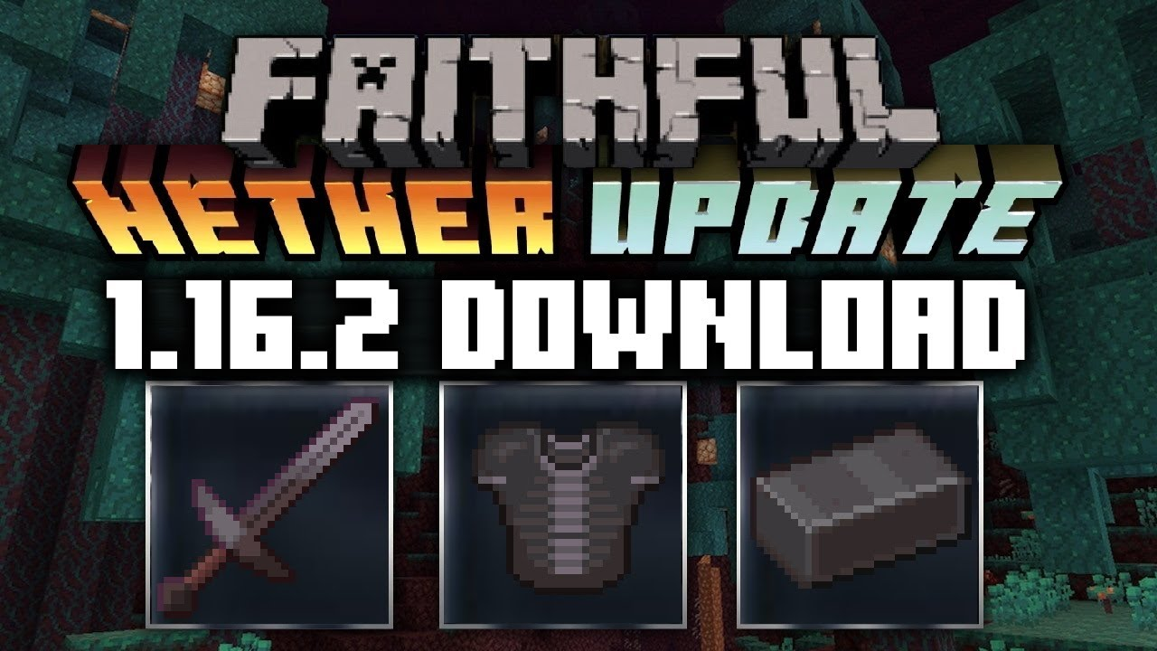 Faithful 1.16.2 Texture Pack [Download & Review]