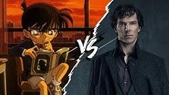 Conan Edogawa vs Sherlock Holmes | Batalla de Rap | Kinox