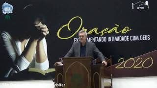 I. P. Pq. São Domingos - 08/03/2020 - VOLTANDO AO PRIMEIRO AMOR