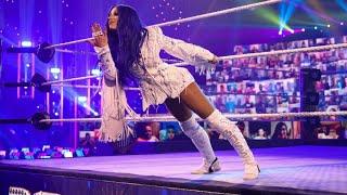 "WWE Sasha Banks Best Entrances ""SO FAR"" 2019"