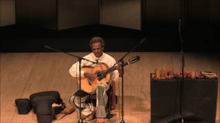 celso machado     VIOLÃO  2016 イーストエンド国際ギターフェス