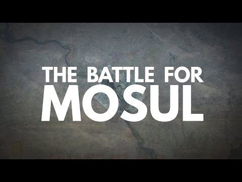 The Battle For Mosul Explained