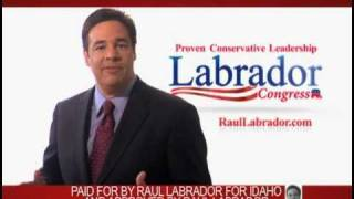 Raul Labrador: A Real Republican