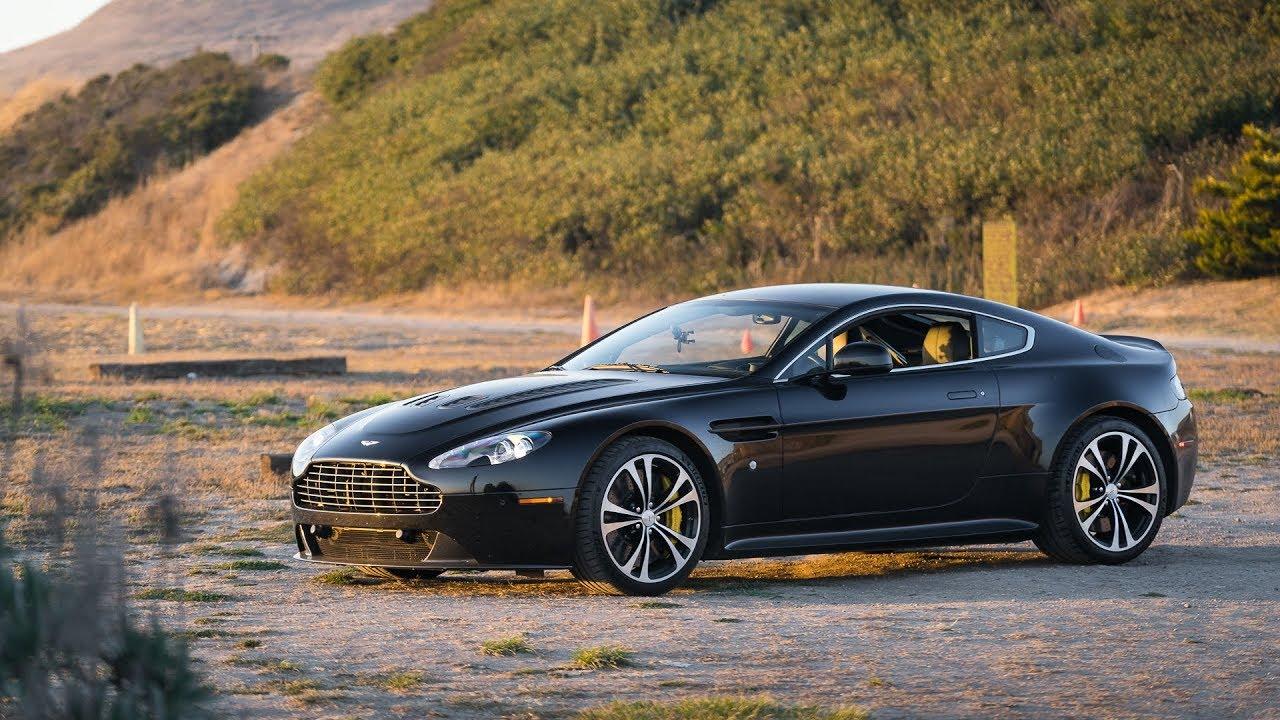 2012 Aston Martin V12 Vantage 6spd Manual Off The Cuff Youtube