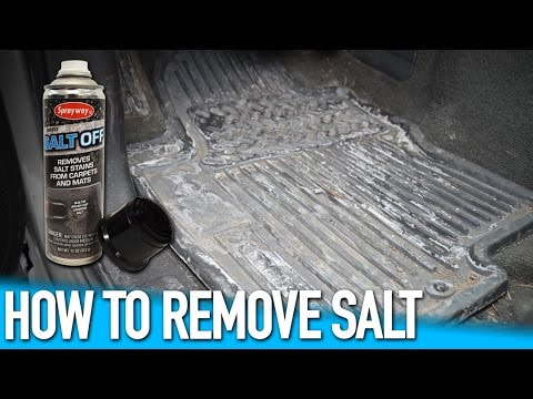 Salt Stain Removal Wax Worx Auto Detailing Doovi