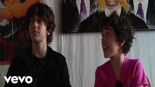 "Nat & Alex Wolff - Intro to ""Float On"""