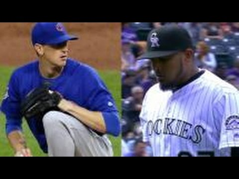 Chicago Cubs vs Colorado Rockies | Full Game Highlights