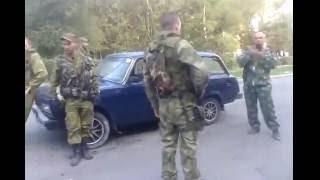 Шахтёрск - Прорваться укрофашистам не удалось. 31.07.2014 год