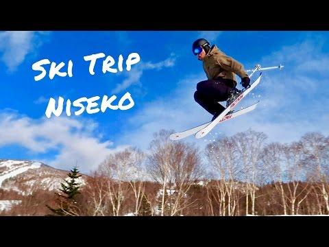 Ski Trip to Niseko, Sapporo Japan March 2017