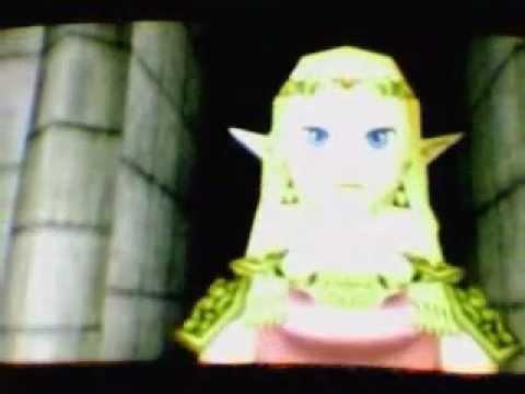 The Legend of Zelda: Ocarina of Time - Bloopers #2