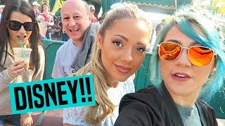 DISNEY W/ MY FAMILY!! Niki DeMar