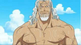 Rayleigh meets Heart Pirates for the 2nd time [ ENGLISH DUB]