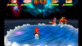 Crash Bash: Ice Blocks