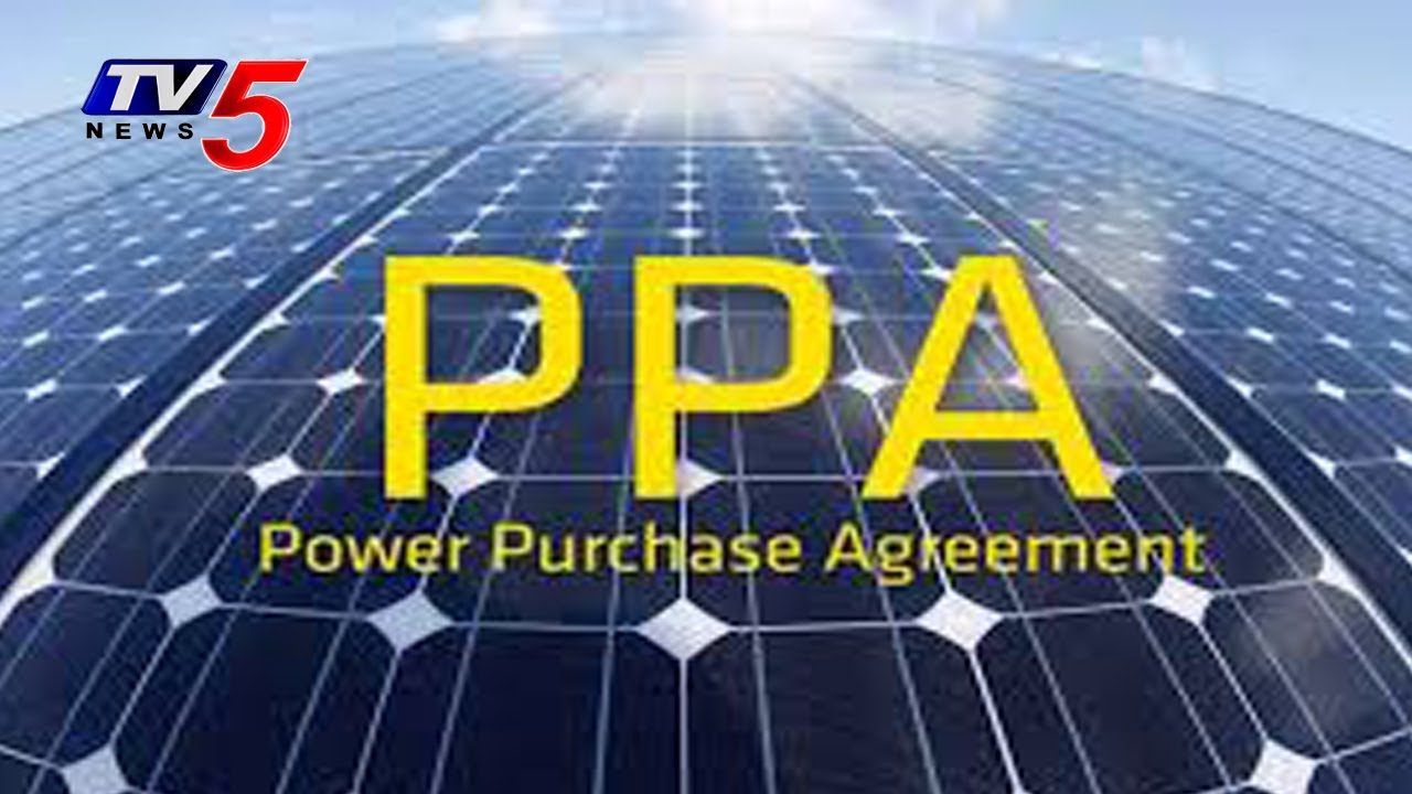 Ap Transco Engineer Reveals Facts About Power Purchase Agreement