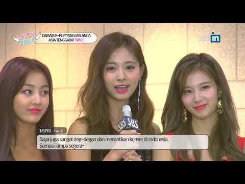 SBS-IN | DEMAM K-POP YANG MELANDA ASIA TENGGARA! TWICE