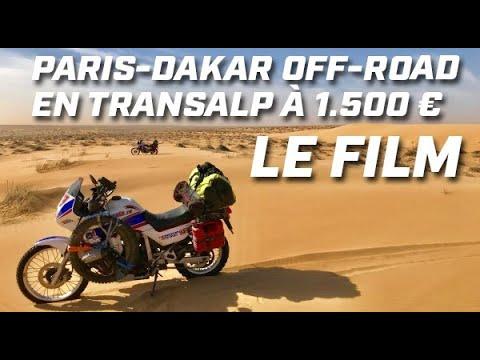 ON A FRANCHI LA PORTE DE NOS RÊVES ► PARIS DAKAR OFF-ROAD  ► LE FILM