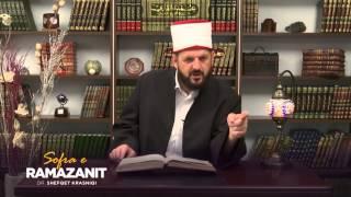 17 - Sofra e Ramazanit - Dr. Shefqet Krasniqi