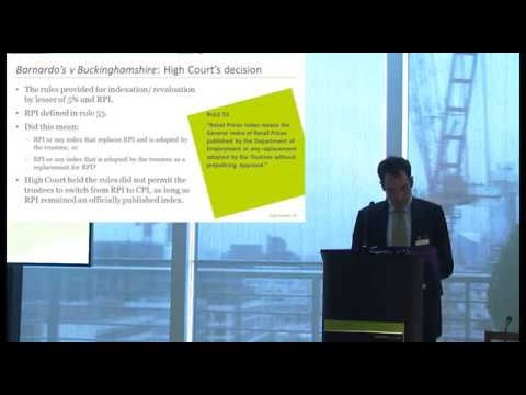 Cases and Ombudsman determinations - trustee training half day update 22 February 2017
