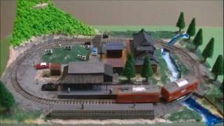 ichiro(10才)箱庭鉄道模型作り 昭和の青梅ハイライト版 thumbnail