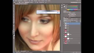 Художественная обработка фотографии в Photoshop. Техника Dodge and Burn. Видеоурок.