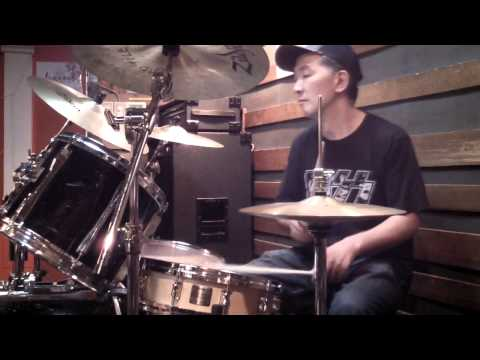Toto - Love Has The Power - drum cover by KATSUO