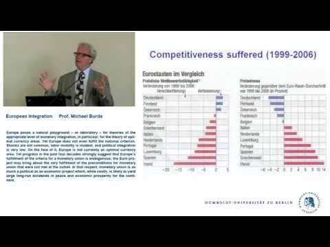 European Integration - Lecture 11