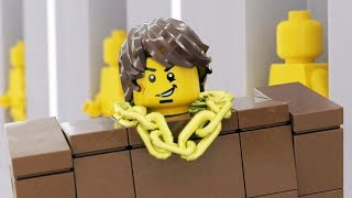 LEGO Lil Pump I love It - Parody Animation Blender Stop Motion Footage Roblox Song Dancing
