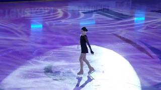Alexandra Trusova Russian Nationals 2020 Gala Unstoppable alt angle