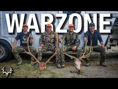 Warzone – A General Season Rifle Elk Hunt