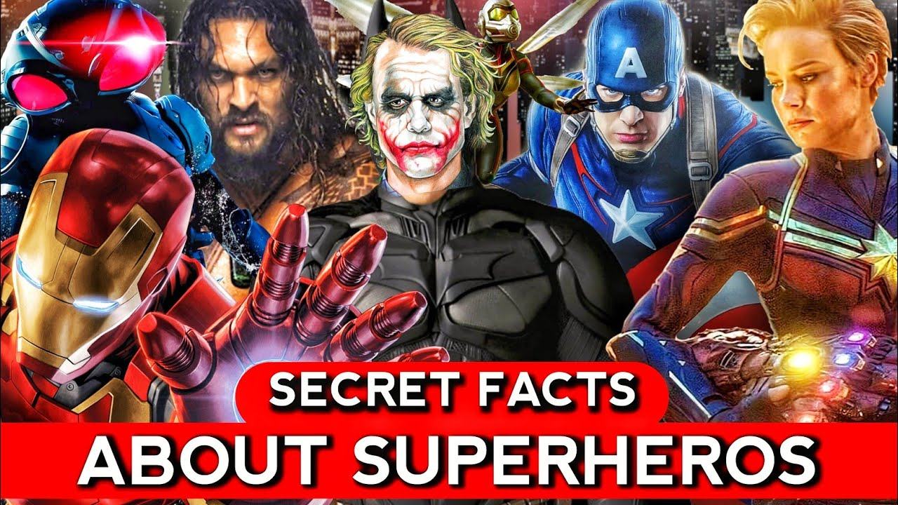 Rejected Ironman,4 Types of Captain America Sheild Facts About Superheros Explained in Hindi
