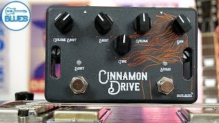 Aclam Cinnamon Drive Pedal - The 60