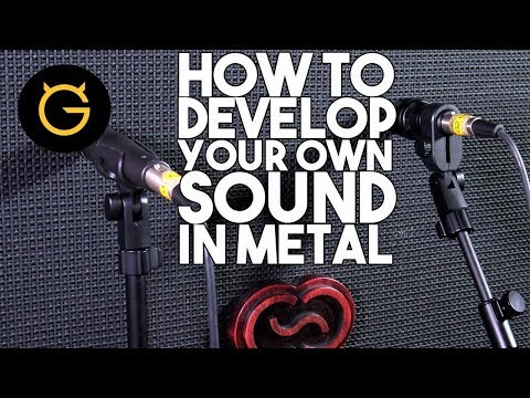How To Develop Your Own Sound In Metal /// Ultimate Guitar & Glenn Fricker
