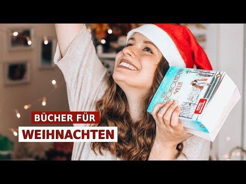 5 BÜCHER FÜR WEIHNACHTEN | Booktube Adventskalender 2019
