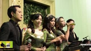 Download Video KAHITNA - MENIKAHIMU (cover) By. Taman Music Entertainment at Balai Kartini Expo MP3 3GP MP4