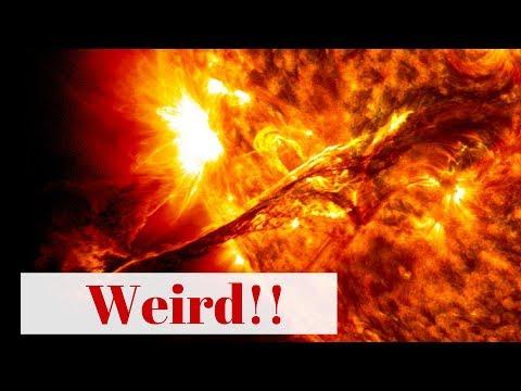 Is the Sun Acting Weird?