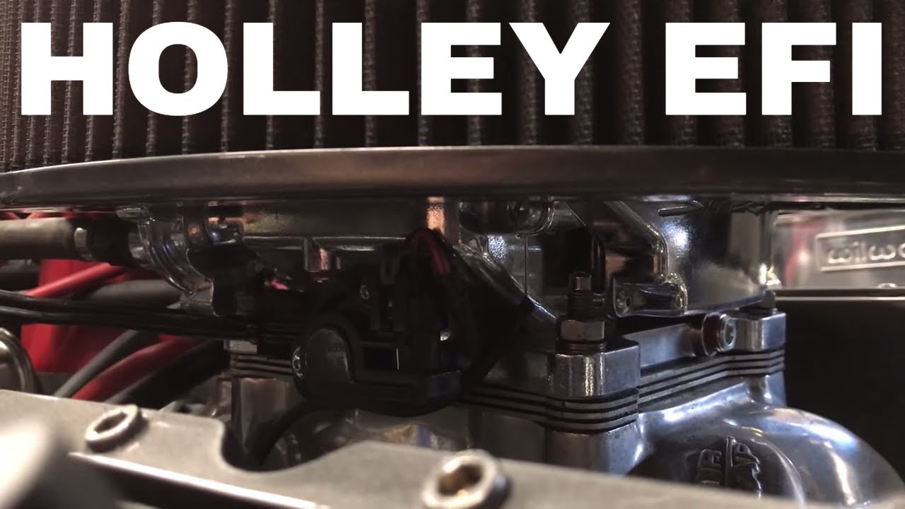 Holley Sniper Intake Sbc Dyno