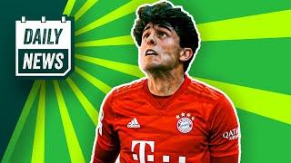 Transfer News: Odriozola zu Bayern? Bentaleb zu Newcastle! 700M-Klausel für Hakimi?
