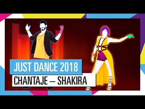 CHANTAJE – SHAKIRA FT. MALUMA   JUST DANCE 2018