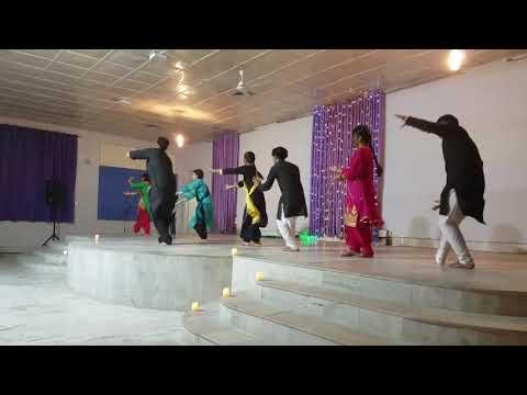 Dance part 2 at Spirit of Faith Bible School