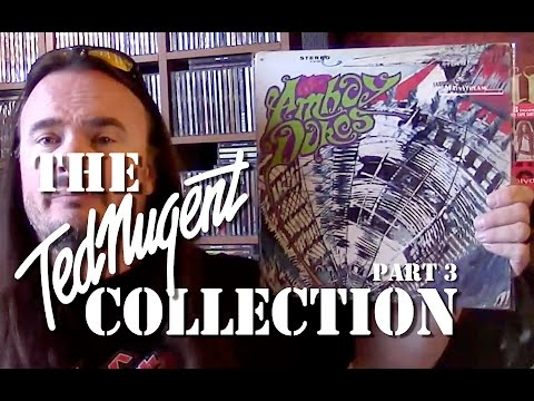 Ted Nugent Collection - Part 3 - The Amboy Dukes | nolifetilmetal.com