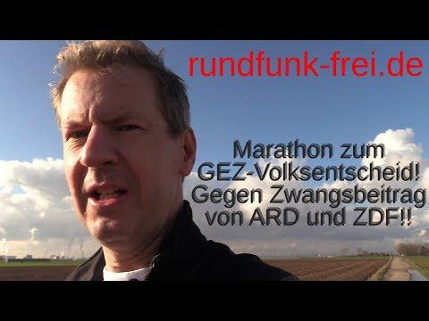rundfunk-frei.de Marathon gegen ARD-ZDF-Zwangsbeitrag gestartet! Welches Bundesland zuerst?