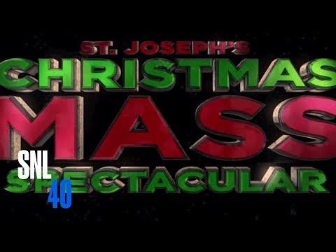 St. Joseph's Christmas Mass Spectacular - SNL