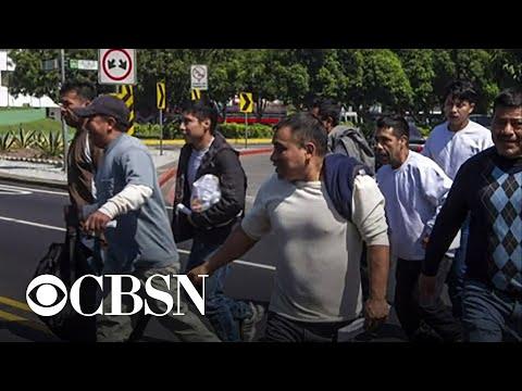 Trump Administration Deporting Asylum-seekers To Guatemala
