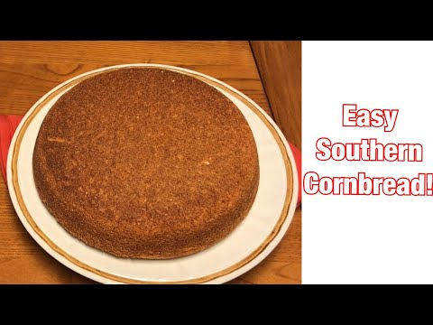 simple-southern-cornbread-recipe