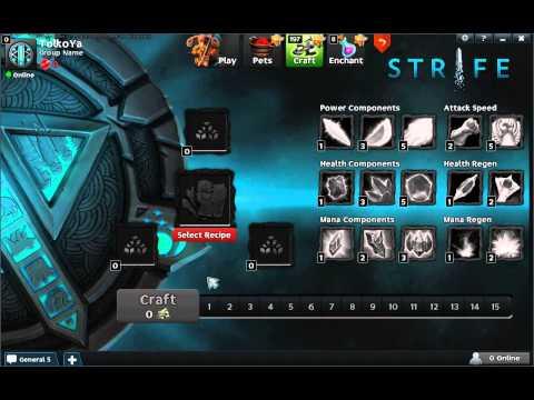видео: Русский обзор новой игры в жанре moba strife 1