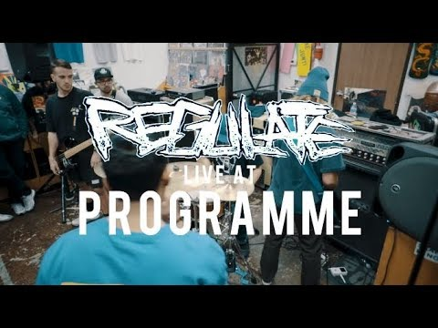 Regulate - FULL SET {HD} 12/07/17 (Live @ Programme Skate and Sound)