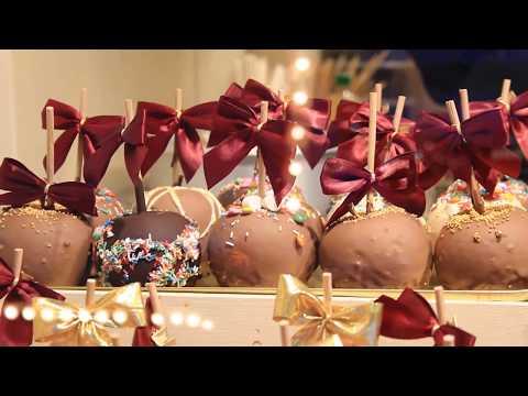 Feira de Natal de Hamburgo - Weihnachtsmarkt I Cozinhando na Alemanha I Batatolandia