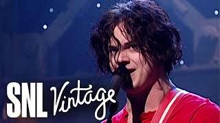The White Stripes: Dead Leaves and the Dirty Ground (Live) - SNL